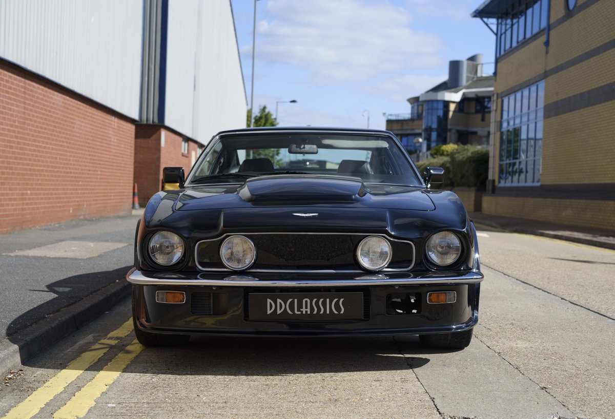 1988 Aston Martin V8 Vantage X Pack Coupe (RHD)  For Sale (picture 7 of 23)