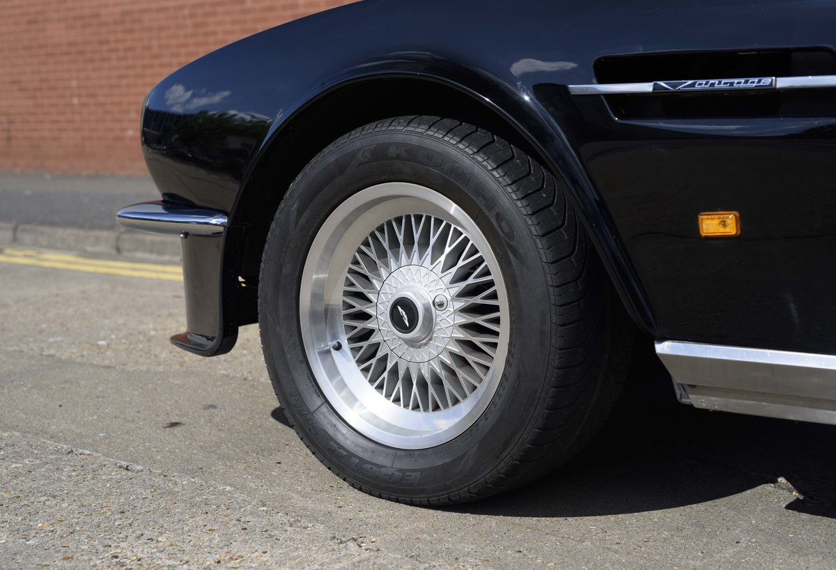 1988 Aston Martin V8 Vantage X Pack Coupe (RHD)  For Sale (picture 9 of 23)