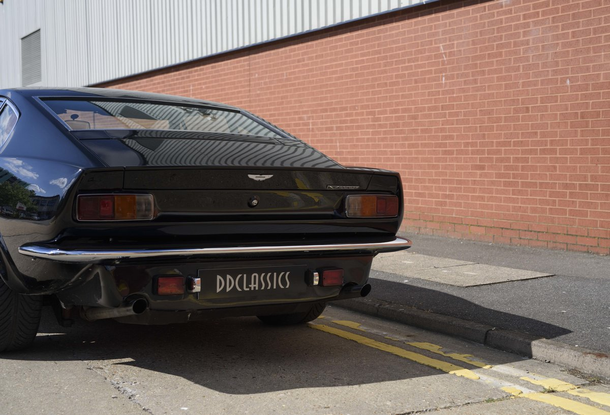 1988 Aston Martin V8 Vantage X Pack Coupe (RHD)  For Sale (picture 10 of 23)