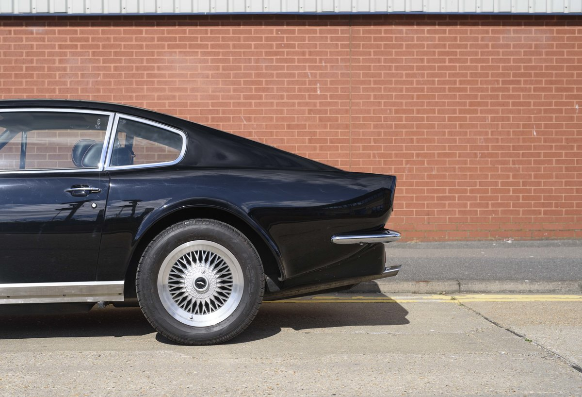 1988 Aston Martin V8 Vantage X Pack Coupe (RHD)  For Sale (picture 11 of 23)