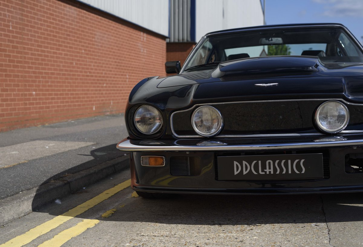 1988 Aston Martin V8 Vantage X Pack Coupe (RHD)  For Sale (picture 12 of 23)