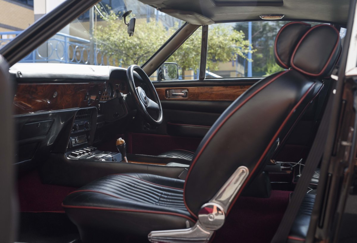 1988 Aston Martin V8 Vantage X Pack Coupe (RHD)  For Sale (picture 13 of 23)