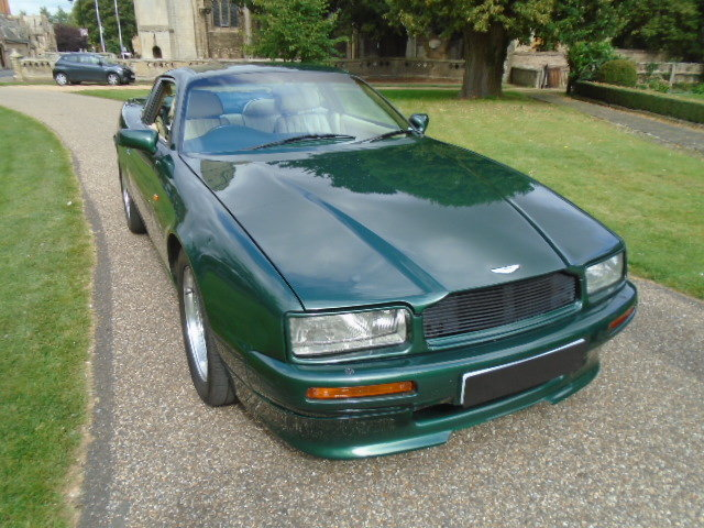 1993 Aston Martin Virage 5.3, 4 owners from new 64K genuine. For Sale (picture 1 of 6)