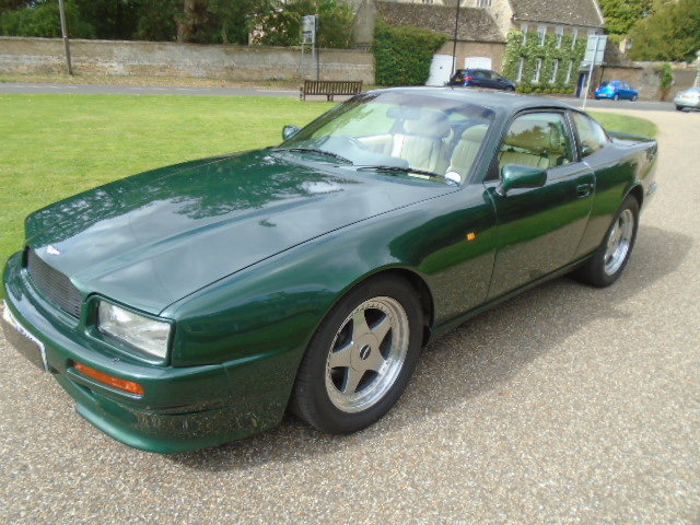 1993 Aston Martin Virage 5.3, 4 owners from new 64K genuine. For Sale (picture 2 of 6)