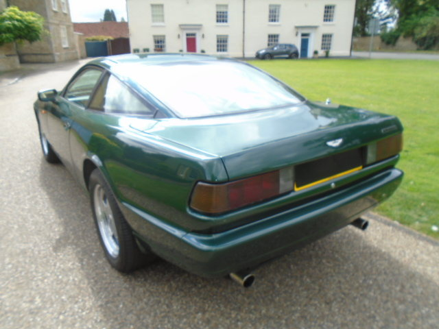 1993 Aston Martin Virage 5.3, 4 owners from new 64K genuine. For Sale (picture 3 of 6)