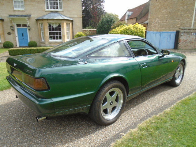 1993 Aston Martin Virage 5.3, 4 owners from new 64K genuine. For Sale (picture 4 of 6)