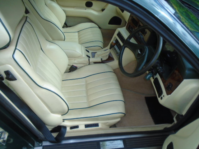 1993 Aston Martin Virage 5.3, 4 owners from new 64K genuine. For Sale (picture 5 of 6)