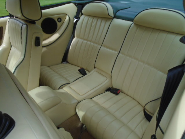 1993 Aston Martin Virage 5.3, 4 owners from new 64K genuine. For Sale (picture 6 of 6)