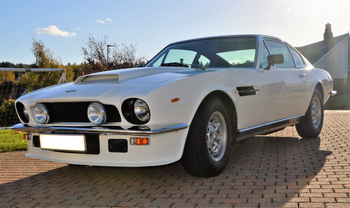 1978 Aston Martin V8 Series III Stage1 Immaculate For Sale (picture 1 of 6)