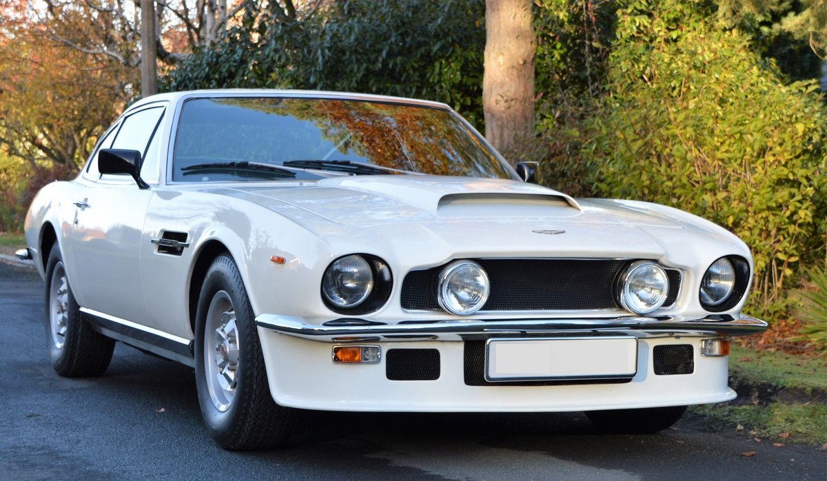 1978 Aston Martin V8 Series III Stage1 Immaculate For Sale (picture 2 of 6)