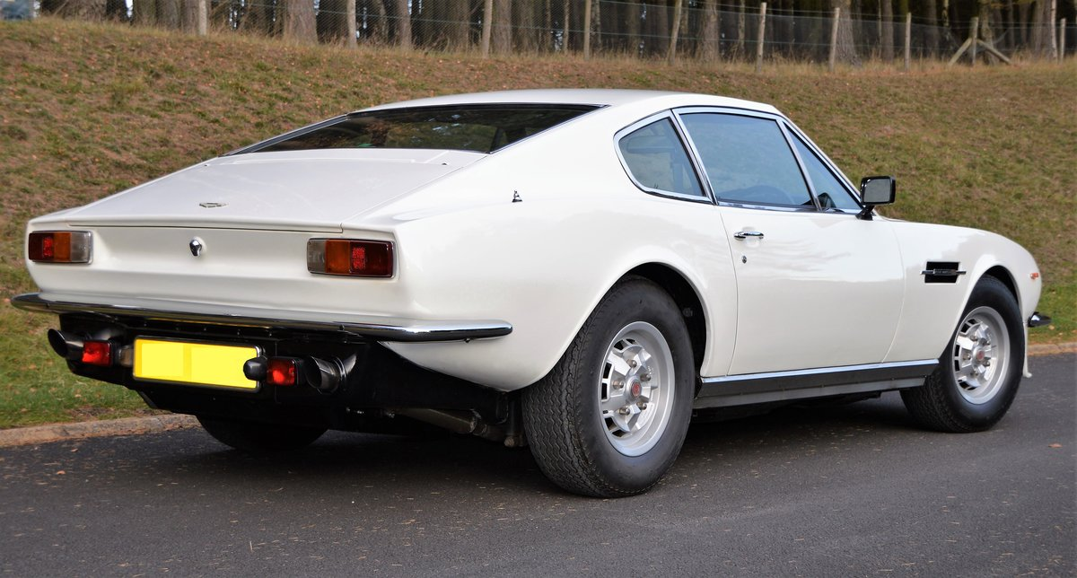 1978 Aston Martin V8 Series III Stage1 Immaculate For Sale (picture 4 of 6)