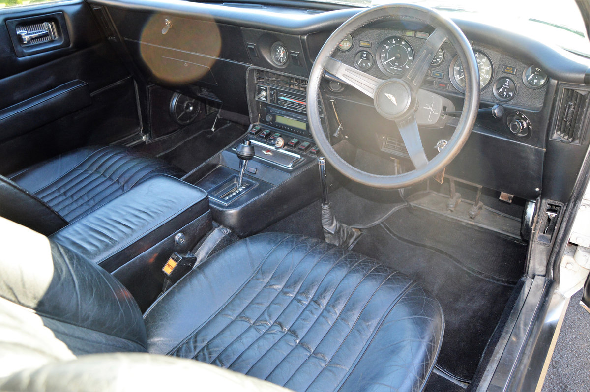 1978 Aston Martin V8 Series III Stage1 Immaculate For Sale (picture 6 of 6)