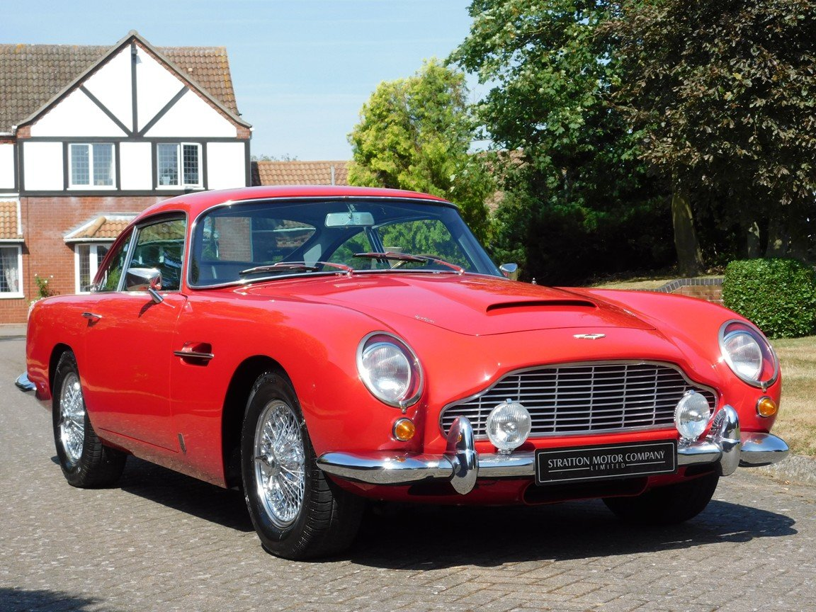 1963 DB5 Sports Saloon (LHD) For Sale (picture 1 of 6)
