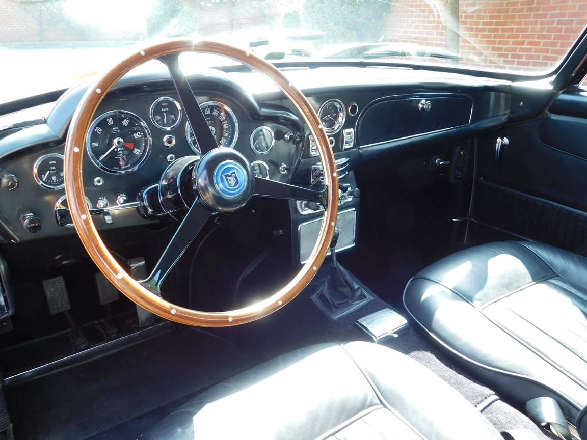 1963 DB5 Sports Saloon (LHD) For Sale (picture 2 of 6)