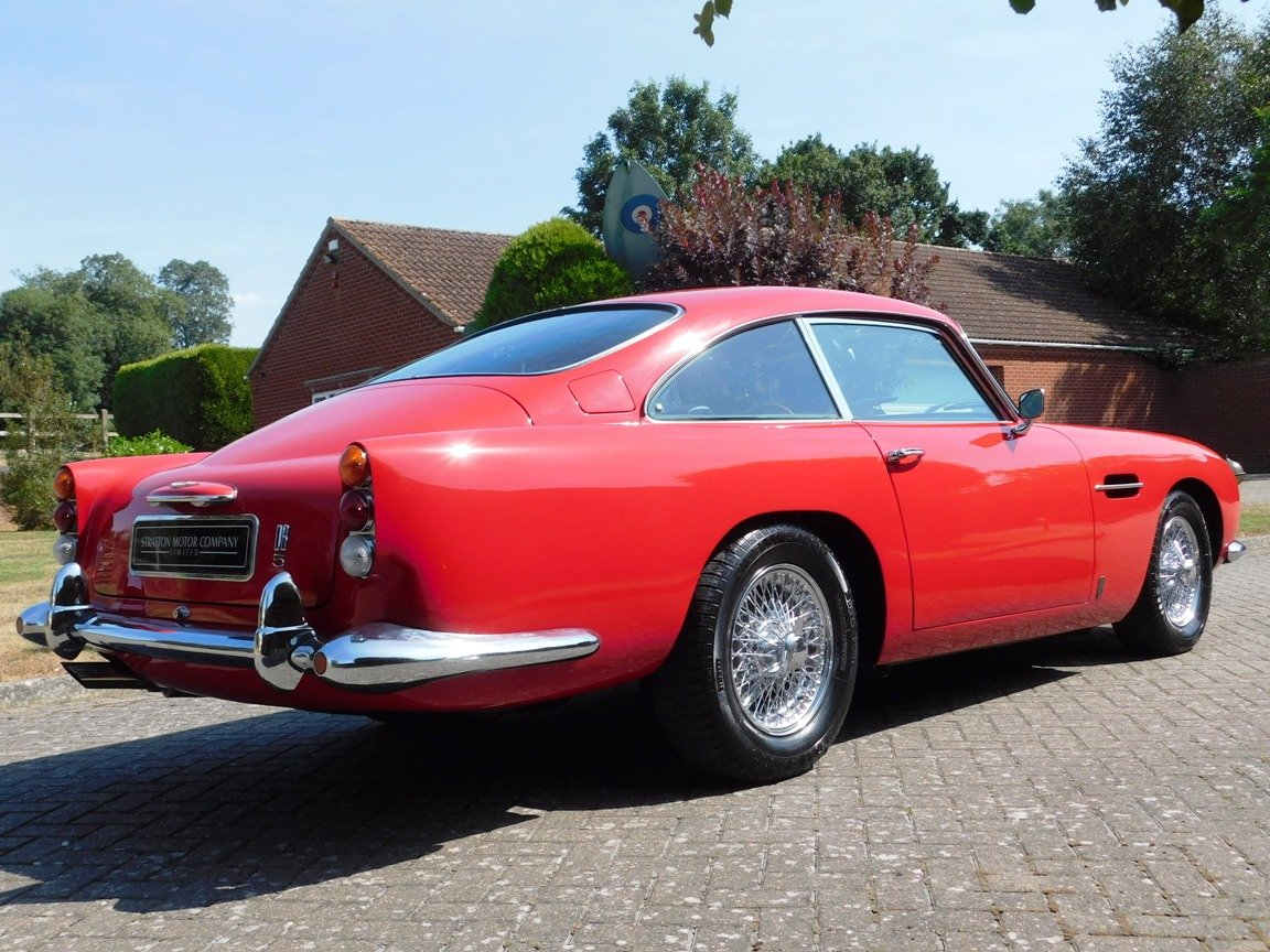 1963 DB5 Sports Saloon (LHD) For Sale (picture 6 of 6)