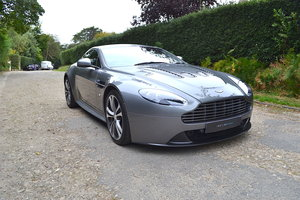 2011 Aston Martin V12 Vantage RHD For Sale