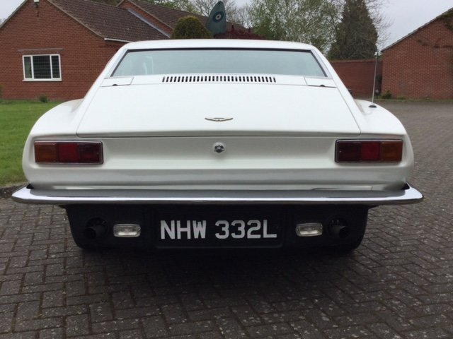 1973 Aston Martin Vantage For Sale (picture 4 of 6)