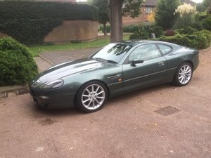 1999 Aston Martin DB7 - Just 62000 miles only  For Sale by Auction