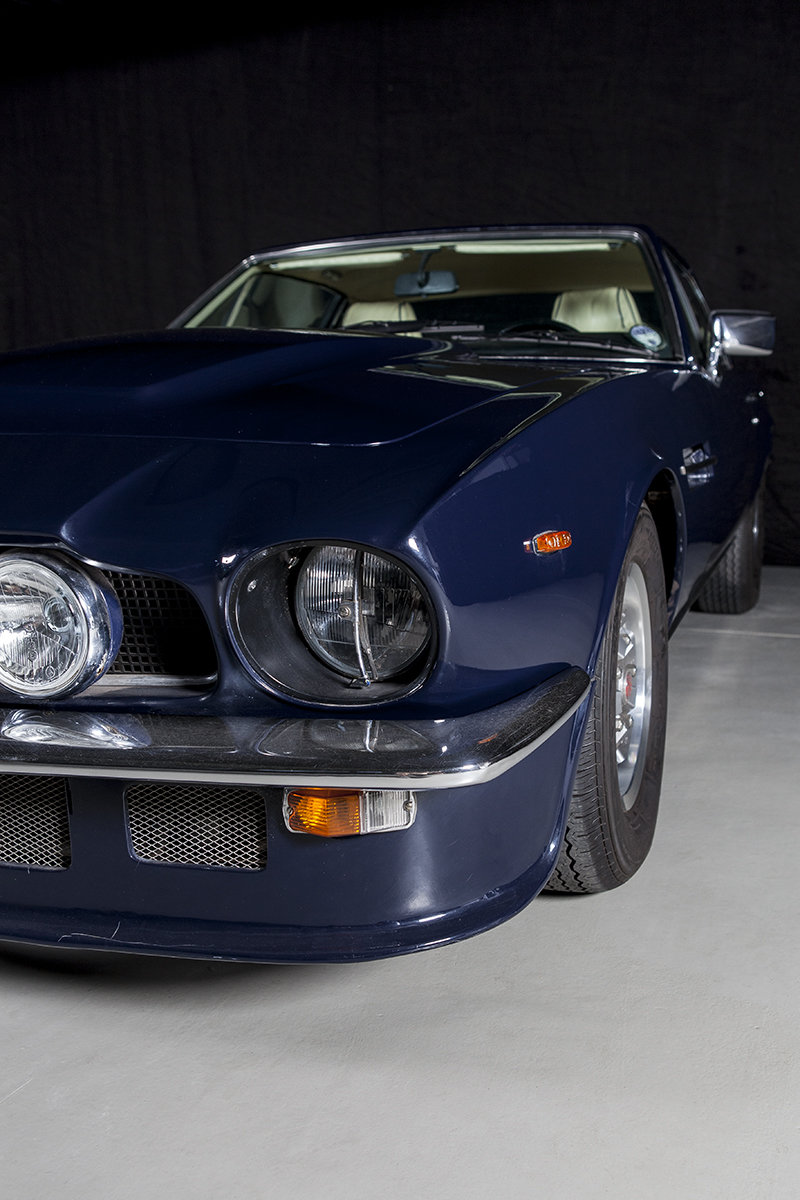 1980 Rare Aston Martin V8 Series IV Oscar India (LHD) For Sale (picture 1 of 6)