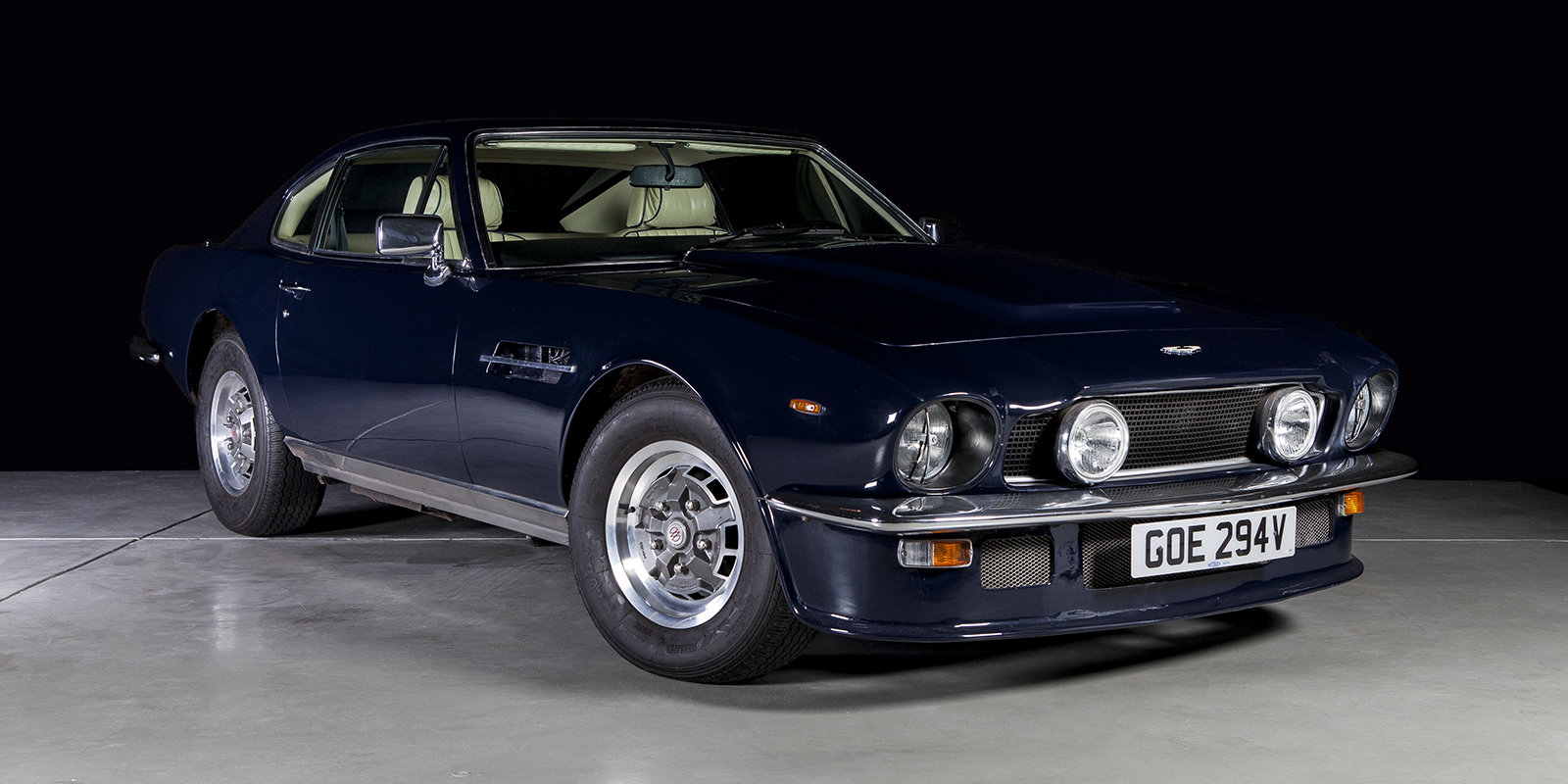 1980 Rare Aston Martin V8 Series IV Oscar India (LHD) For Sale (picture 2 of 6)