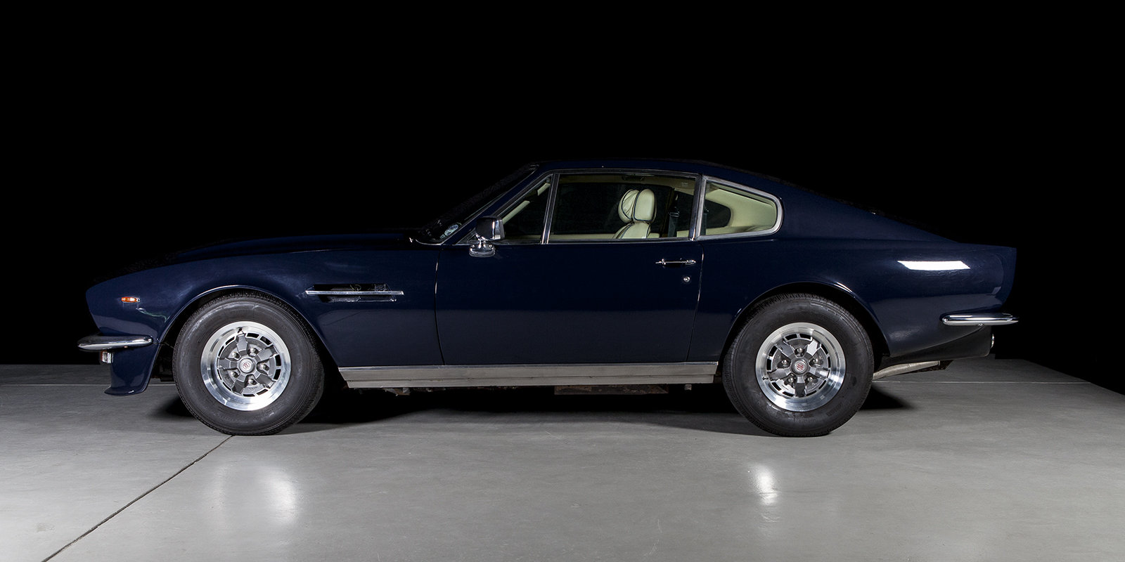1980 Rare Aston Martin V8 Series IV Oscar India (LHD) For Sale (picture 6 of 6)
