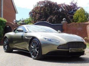 2016 Aston Martin DB11 5.2L V12 Launch Edition