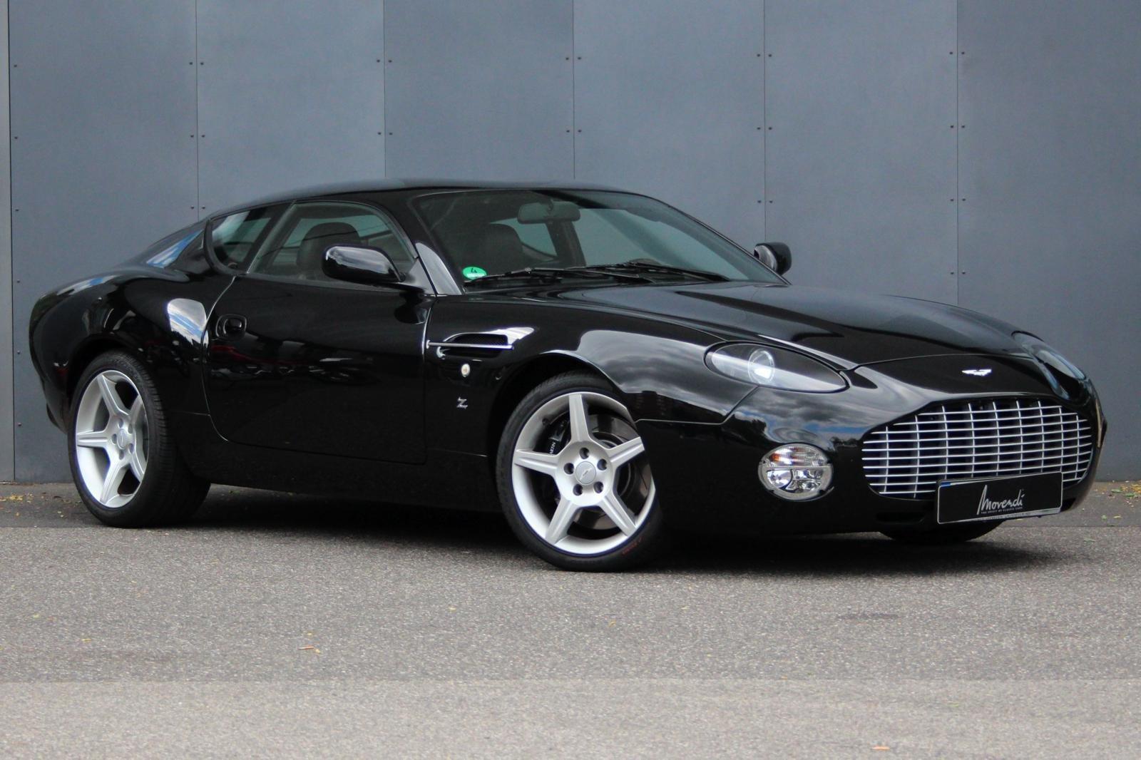 2004 Aston Martin DB 7 GT Zagato LHD  For Sale (picture 1 of 6)
