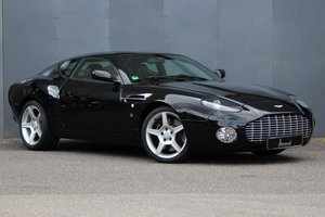 2004 Aston Martin DB 7 GT Zagato LHD  For Sale