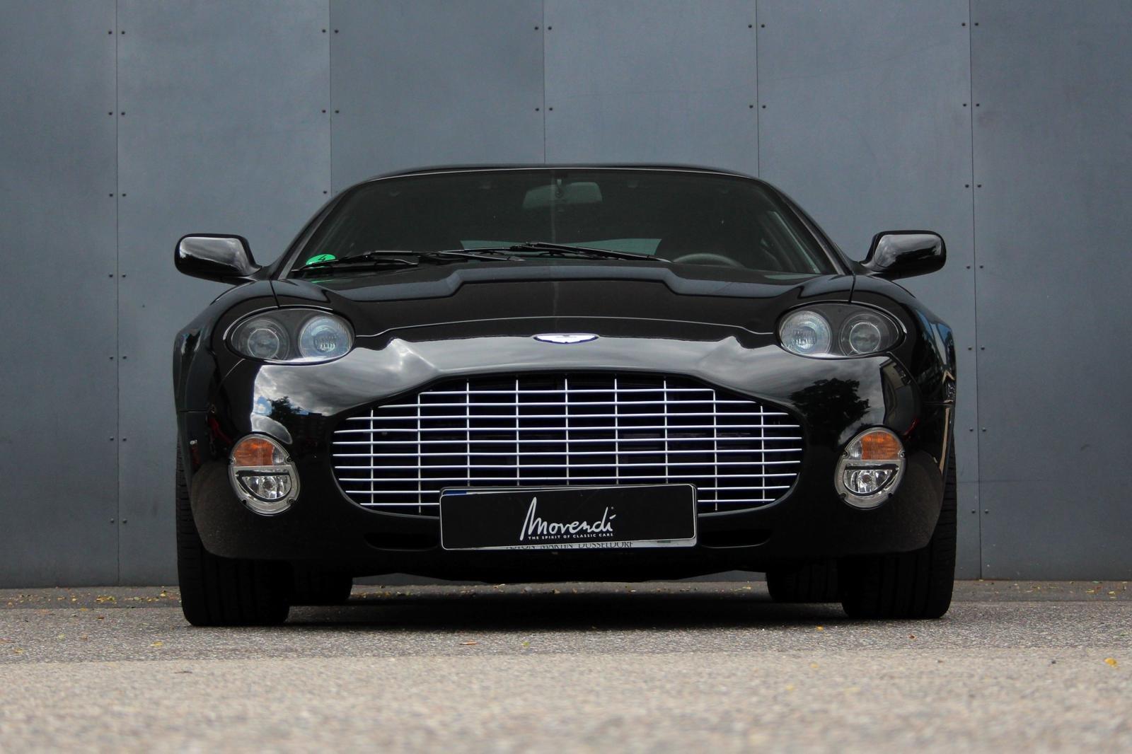 2004 Aston Martin DB 7 GT Zagato LHD  For Sale (picture 5 of 6)