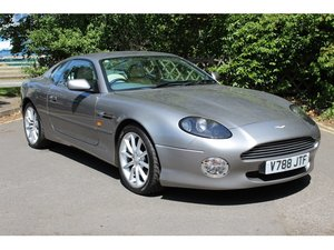 1999 ASTON MARTIN DB7 VANTAGE MANUAL COUPE For Sale