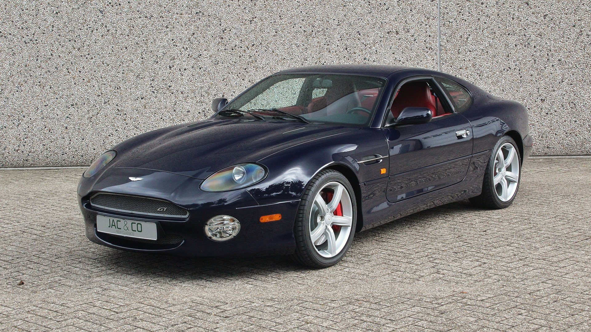 2003 Aston Martin DB7 GT Manual For Sale (picture 1 of 6)