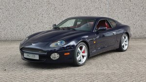 2003 Aston Martin DB7 GT Manual For Sale