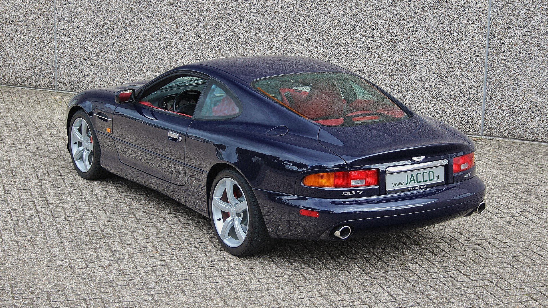 2003 Aston Martin DB7 GT Manual For Sale (picture 4 of 6)