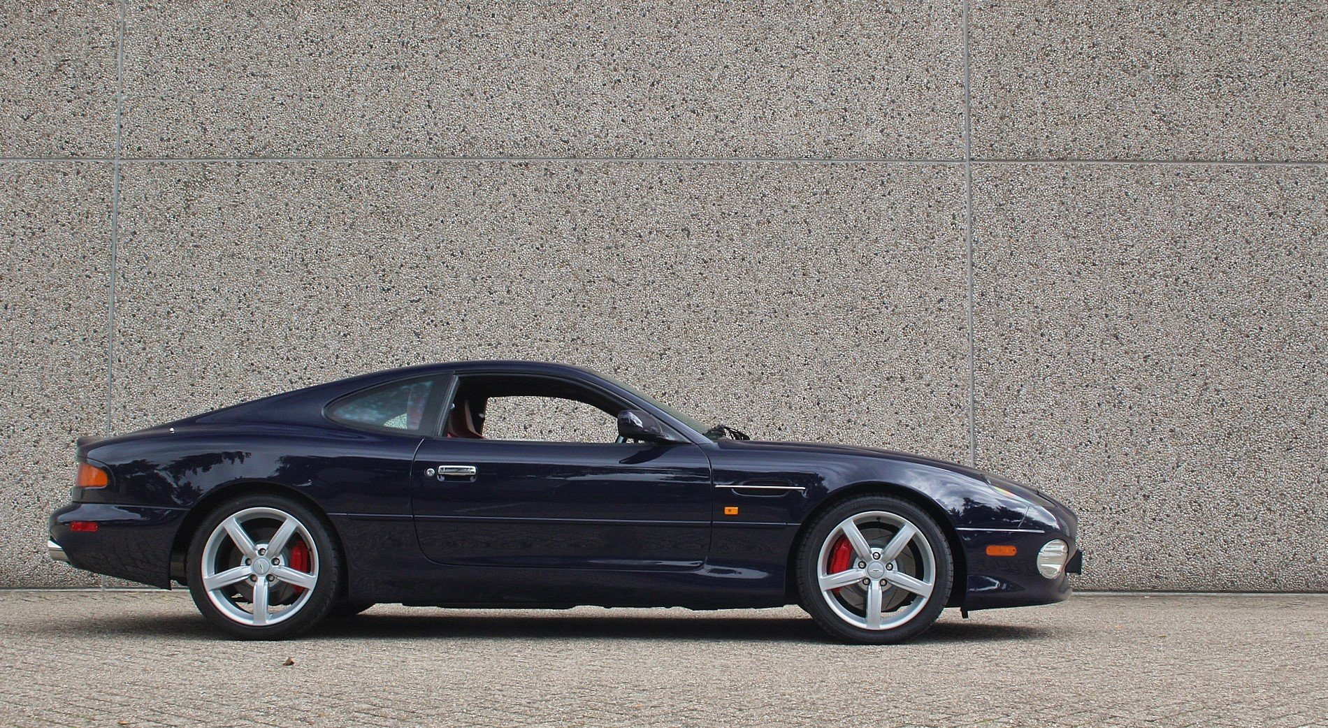 2003 Aston Martin DB7 GT Manual For Sale (picture 6 of 6)