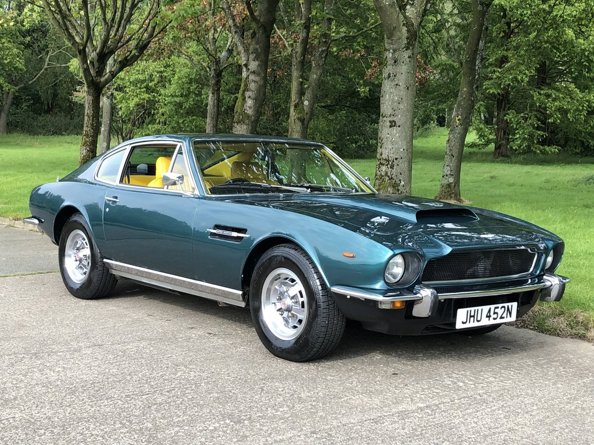 1975 Aston Martin AMV8 series 3  Low mileage example For Sale (picture 1 of 4)
