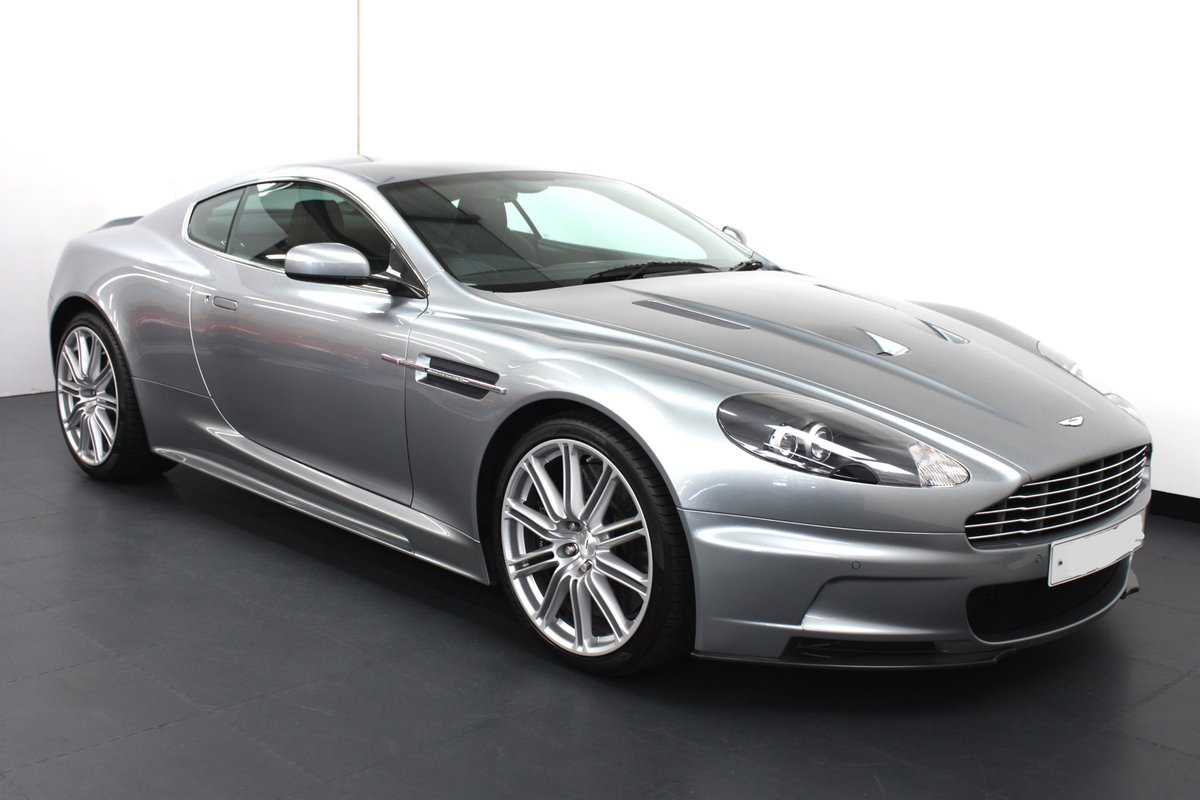2008 ASTON MARTIN DBS 6SPEED MANUAL, 16K MILES, 1 OF 1 COLOUR  For Sale (picture 1 of 6)
