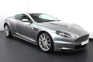 2008 ASTON MARTIN DBS RARE 6SPEED MANUAL, 16,700MILES