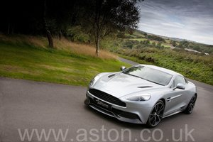 2012 Aston Martin Vanquish Coupe For Sale