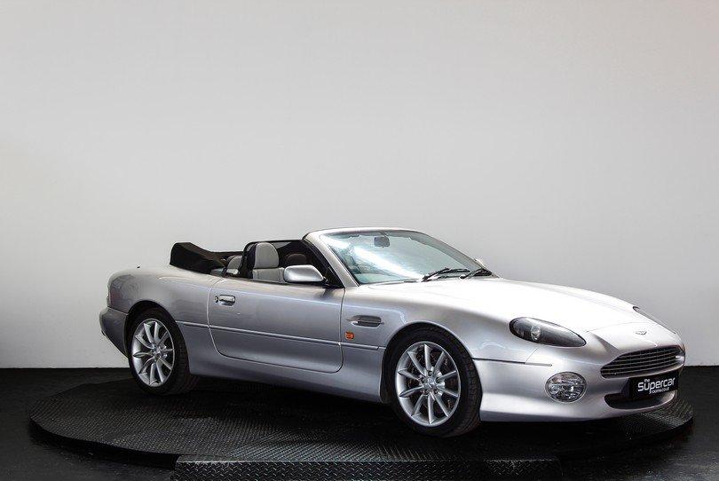Aston Martin DB7 Vantage Volante - 2002 - 43K Miles  For Sale (picture 2 of 6)