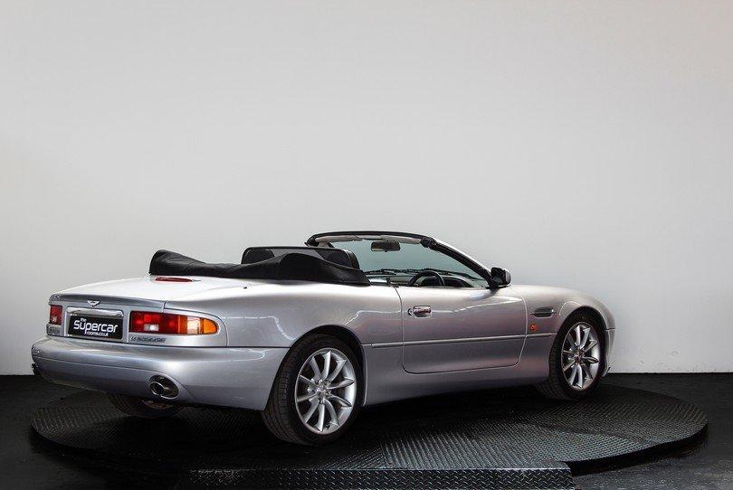 Aston Martin DB7 Vantage Volante - 2002 - 43K Miles  For Sale (picture 3 of 6)