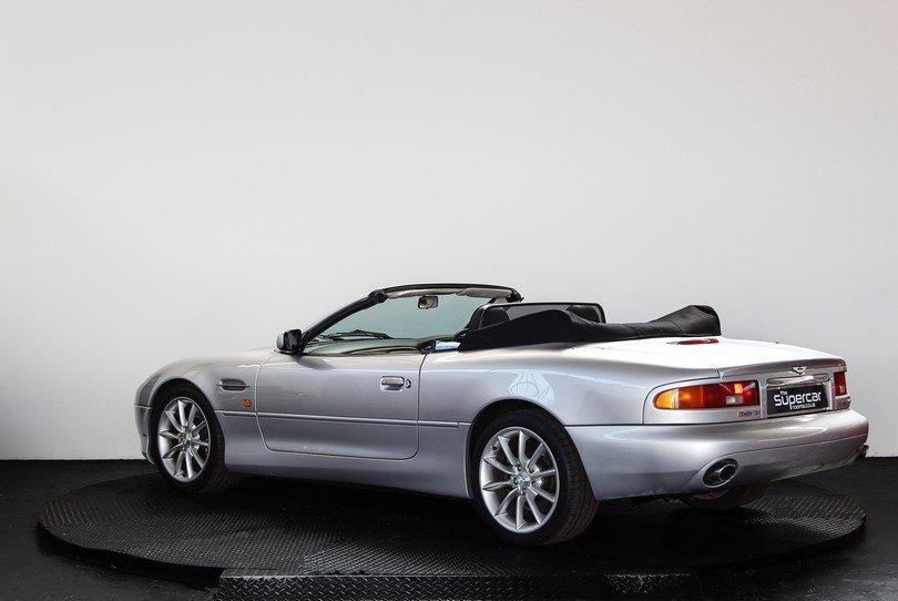 Aston Martin DB7 Vantage Volante - 2002 - 43K Miles  For Sale (picture 4 of 6)