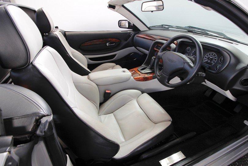 Aston Martin DB7 Vantage Volante - 2002 - 43K Miles  For Sale (picture 6 of 6)