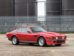 1988 Aston Martin V8 Vantage X-Pack
