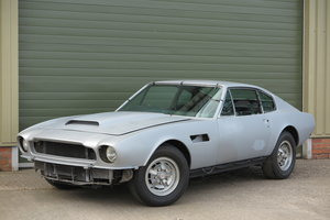 1973 Aston Martin V8 Saloon - Part Completed Resto Project