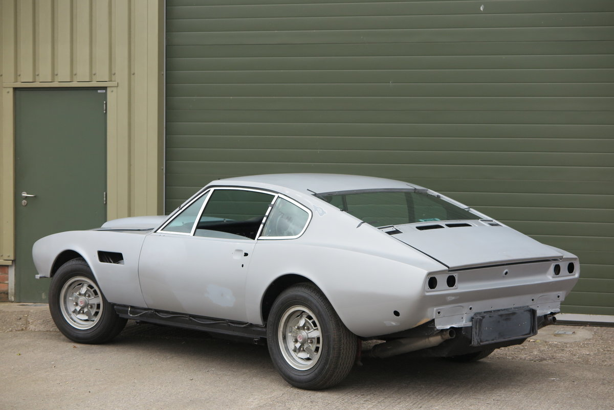 1973 Aston Martin V8 Saloon - Part Completed Resto Project For Sale (picture 2 of 6)