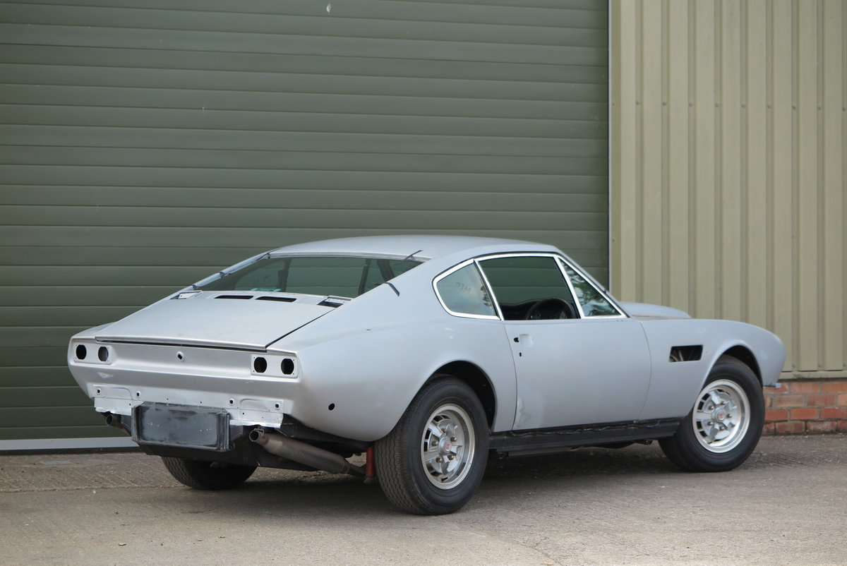 1973 Aston Martin V8 Saloon - Part Completed Resto Project For Sale (picture 4 of 6)