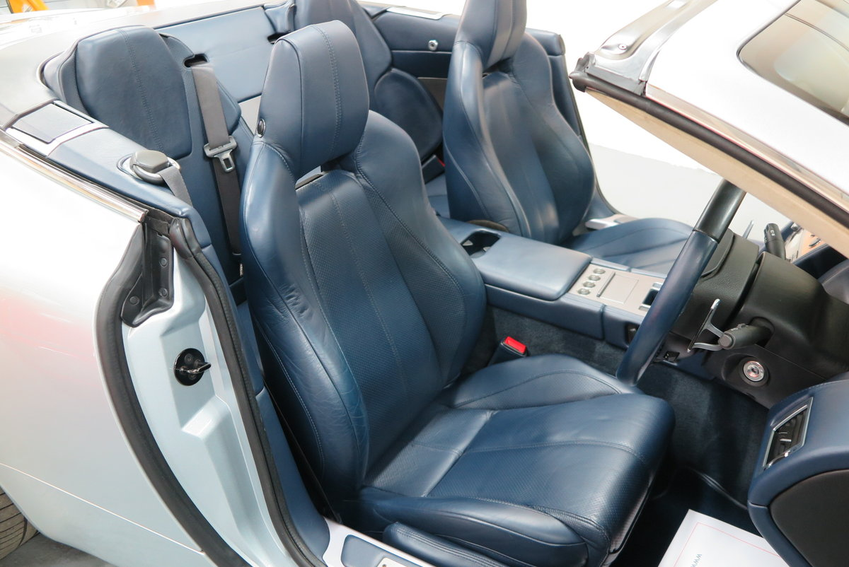 2007 07 Aston Martin DB9 6.0 V12 Volante Automatic Cab SOLD (picture 5 of 6)