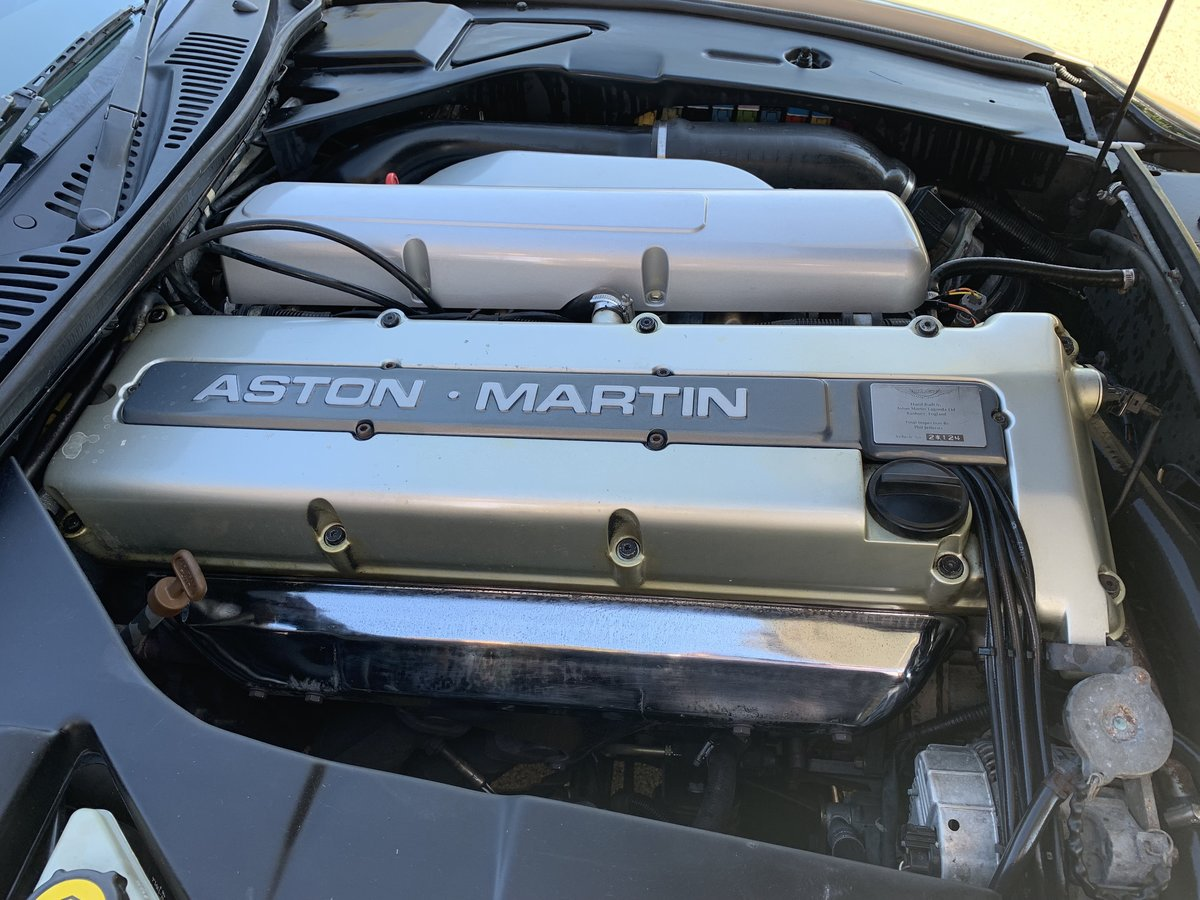 1998 ASTON MARTIN DB7 60000MILES  For Sale (picture 5 of 6)