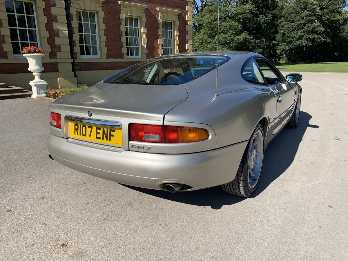 1998 ASTON MARTIN DB7 60000MILES  For Sale (picture 6 of 6)