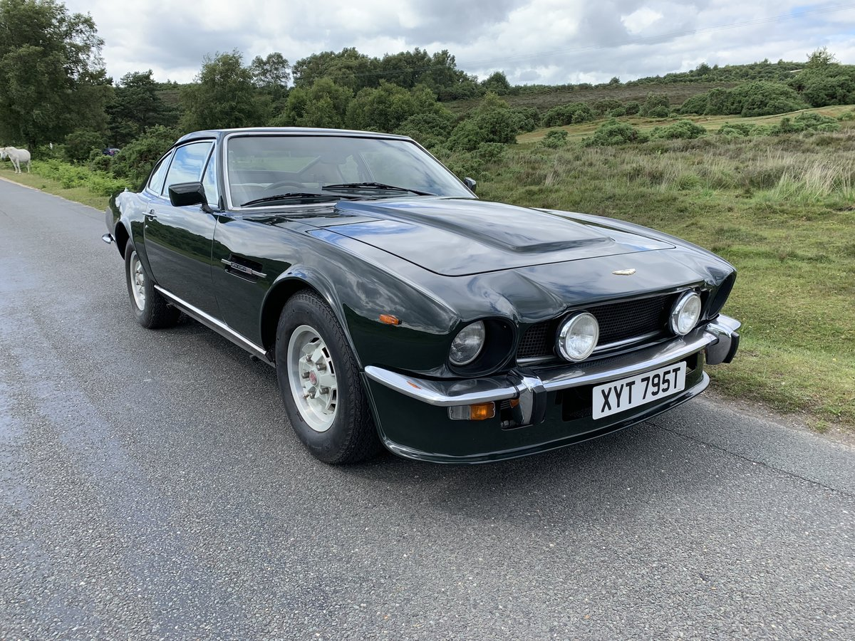 1978 Aston Martin V8 Oscar India 1979 Rare Manual 1 of 12 For Sale (picture 1 of 6)